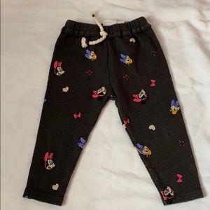 Zara + Disney Leggings